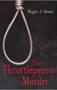 Throttlepenny Murder Book Cover