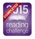 Reading Challenge 2015 badge