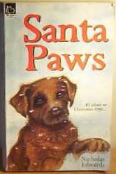 Santa Paws Book Cover