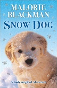 Snow Dog Book Cover 1