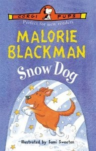 Snow Dog Book Cover 2