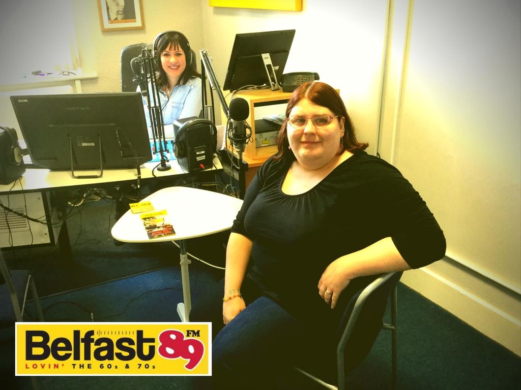 Belfast 89FM Radio Interview