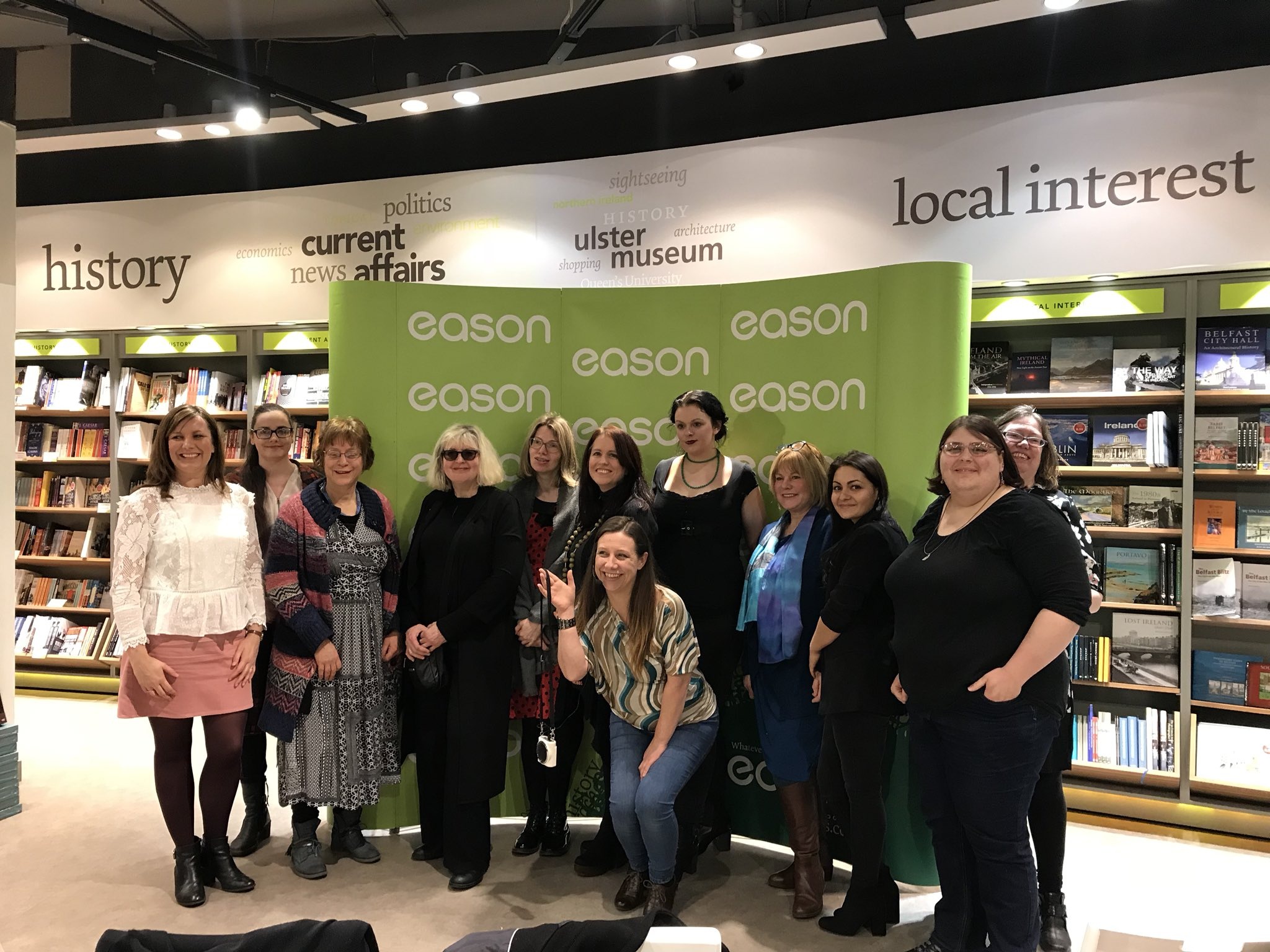 WANI Easons Reading 2018